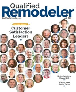 Qualified Remodeler annual Customer Satisfaction Report