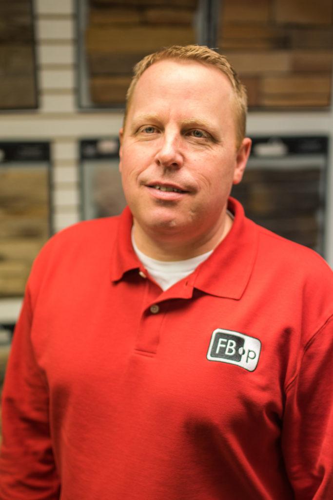 Steve Iverson owner of finished basements plus