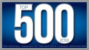 qualified remodeler top 500 award finished basements plus