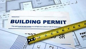 blog about building permits in basements