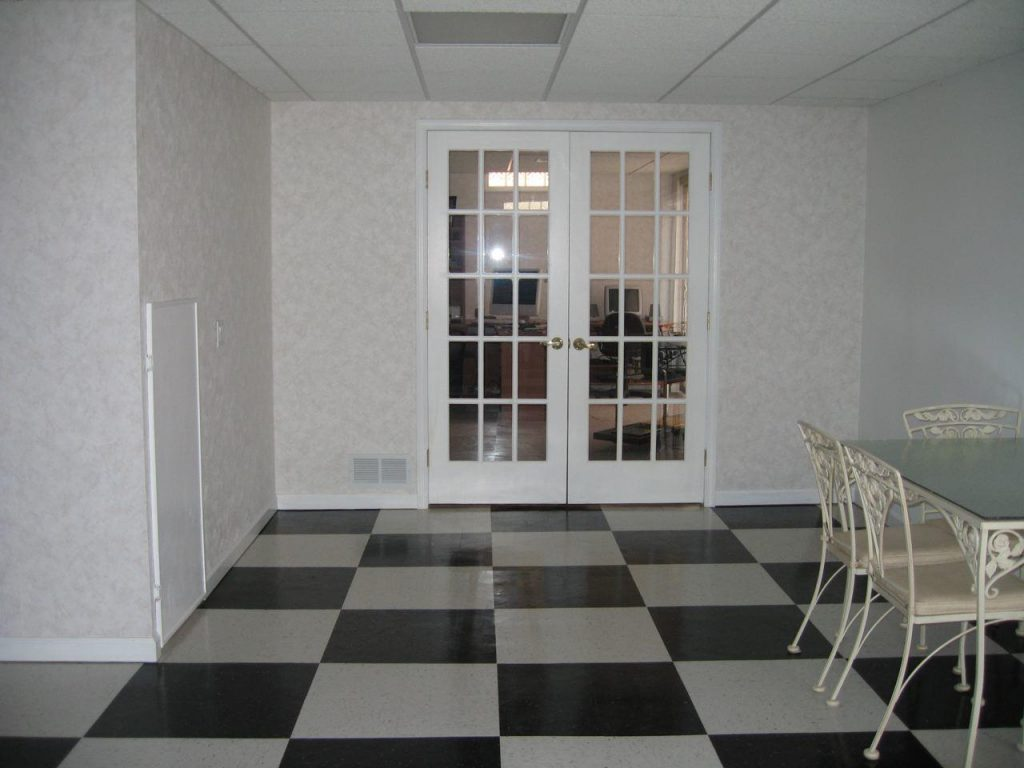 old basement with bad layout that needs remodeling
