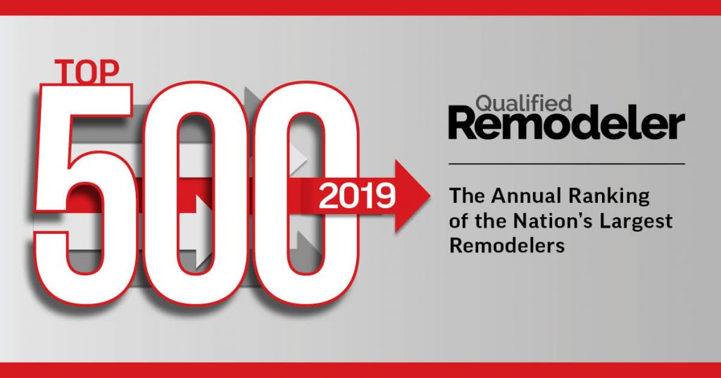 social graphic qualified remodeler top 500 finished basements plus
