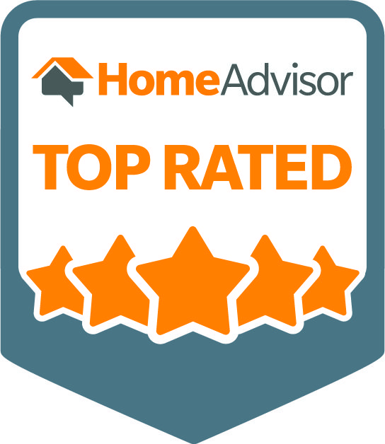 top rated homeadvisor professional badge