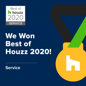 best of houzz award 2020